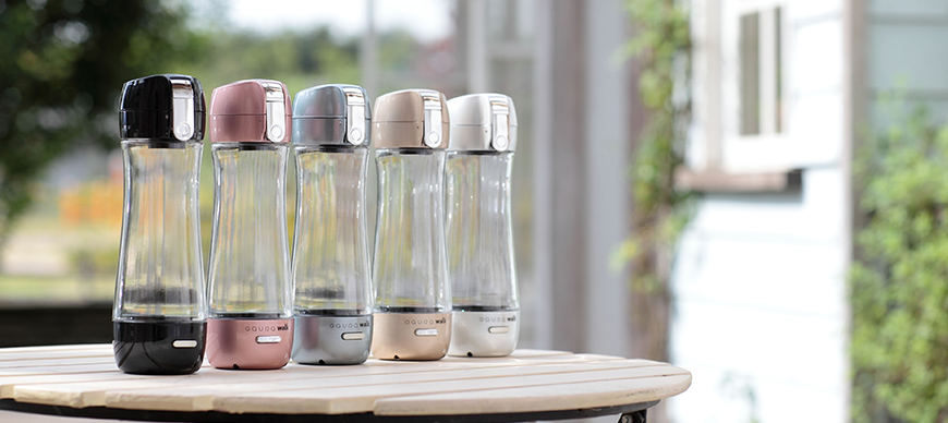 Make hydrogen Water Anytime, Anywhere in Just a Few Minutes.